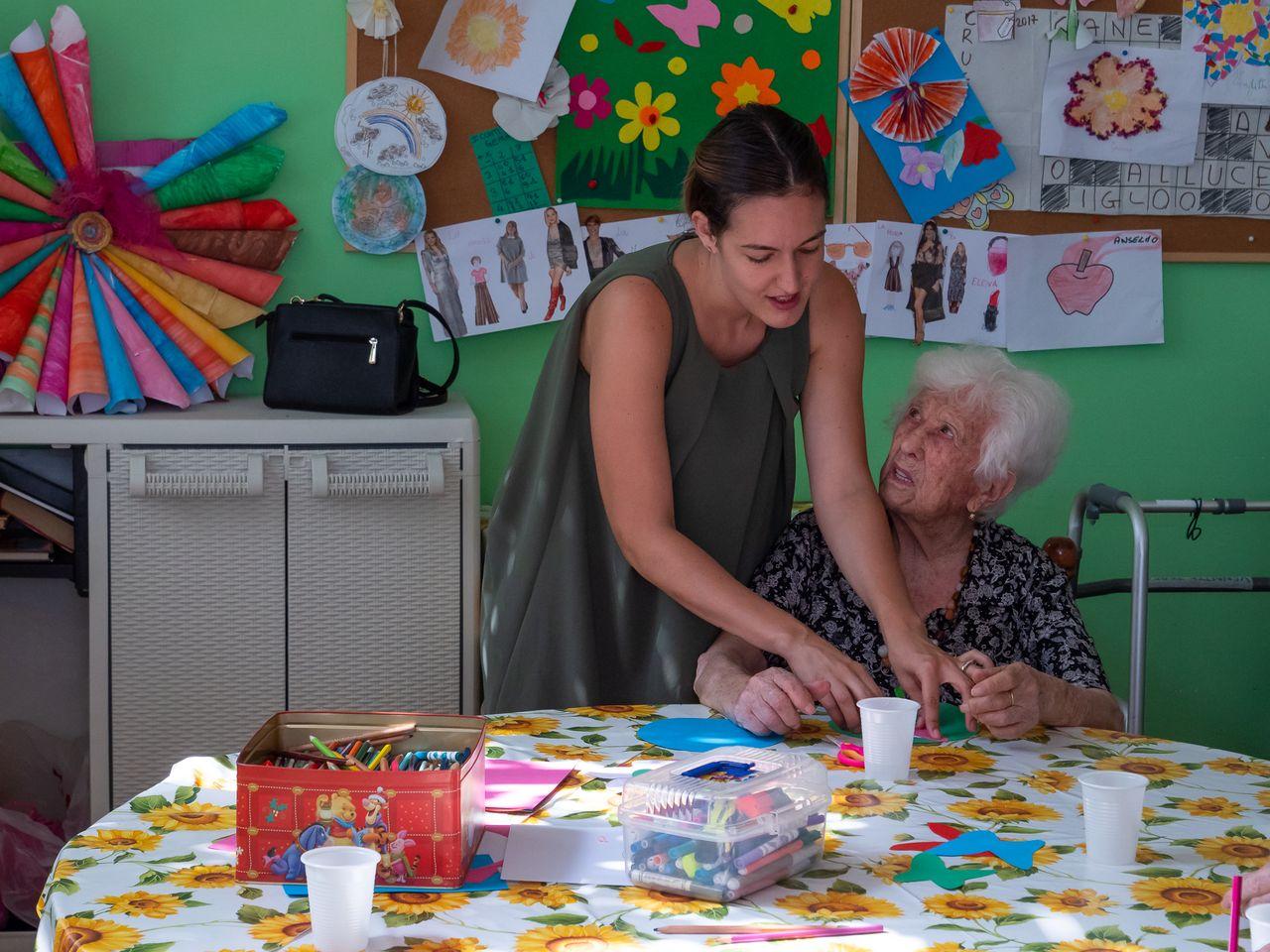 residenza per anziani la gardenia