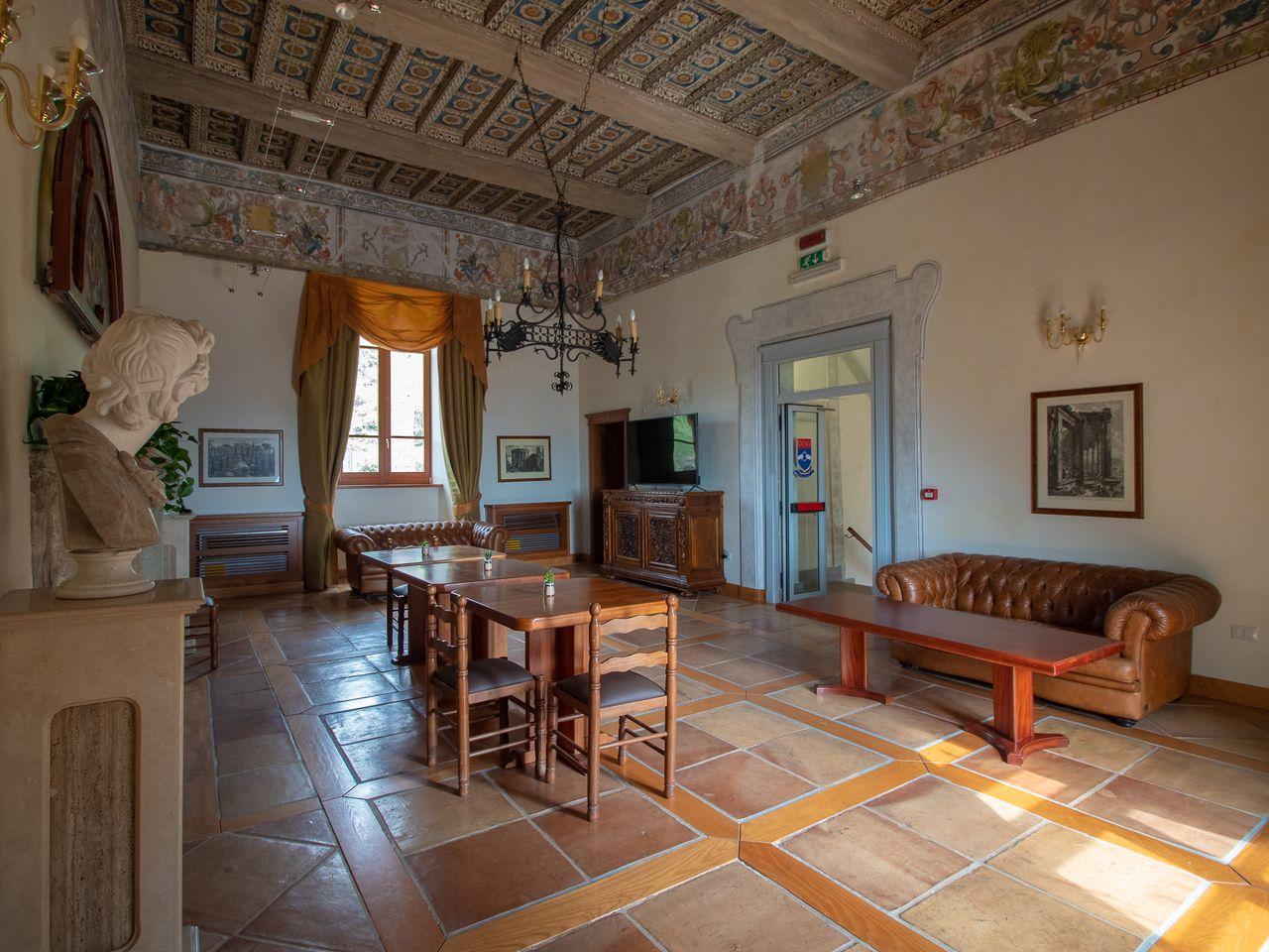 residenza per anziani villa manetti